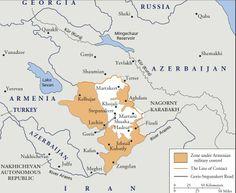 EE.UU pide la retirada de Armenia de los territorios alrededor de Nagorno Karabaj