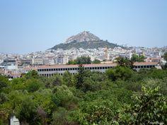 LYKAVITOS AND THISIO ..... ATHENS .....GREECE .....