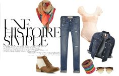 """""""Out.And.About"""" by mizzbambi on Polyvore"""