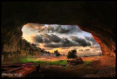 Back To The Cave ! by Bashar Shglila