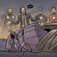 Marvel Jokes, Marvel Funny, Funny Comics, Marvel Marvel, Thanos Marvel, Really Funny Memes, Stupid Funny Memes, Funny Laugh, Funny Relatable Memes