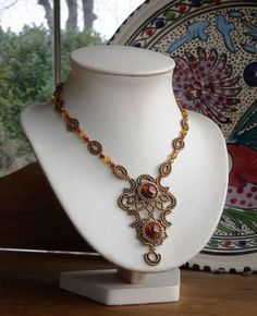 Stunning!!! From French bead site