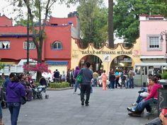 Bazaar - Coyoacan, Mexico City