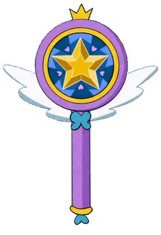 Star's wand- wish I knew how to design for a 3-D print, bc this would be so awesome!