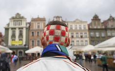 Croatian soccer fan // Euro 2012