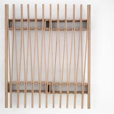 Low bed frame V