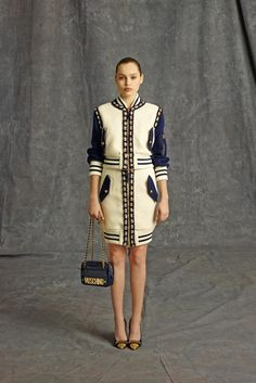 Moschino Pre-Fall 2014 - Collection - Gallery - Look 1 - Style.com
