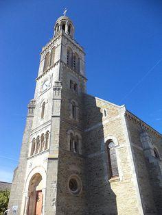 Église Sainte-Croix.Saint-Gilles-Croix-de-Vie, Pays de la Loire