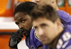 Condolences to Torrey Smith, but amazing to hear all the support that was given to him during his loss