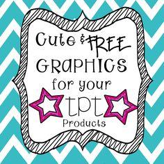How to create materials for TpT & TN - At Whit's End: Cute & Free Clipart Teacher Hacks, Teacher Pay Teachers, Teacher Resources, School Classroom, Classroom Crafts, Google Classroom, Classroom Ideas, Free Graphics, Fonts