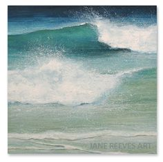Following Wave | Jane Reeves
