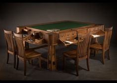 Sultan Gaming Table | You Only Get Two More Wishes