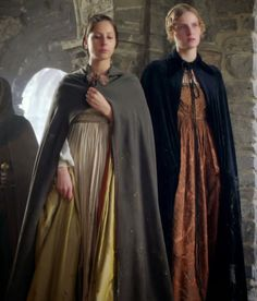 The White Queen--the women of Margaret of Anjou. Margaret Of Anjou, Historical Tv Series, Anne Neville, Elizabeth Woodville, Philippa Gregory, Wars Of The Roses, White Queen, Fantasy Costumes, Period Costumes
