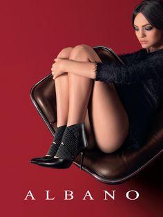 Pure sensuality !! Albano Winter Collection!
