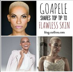 GOAPELE SHARES TOP TIP TO FLAWLESS SKIN - http://blog.curlbox.com/2014/12/09/goapele-shares-top-tip-to-flawless-skin/