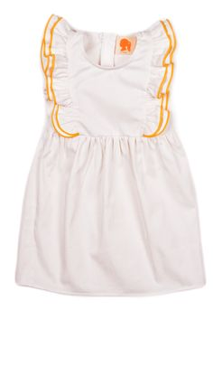 old-school girls' dress