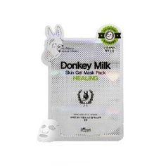 Donkey Milk Skin Gel Mask Healing
