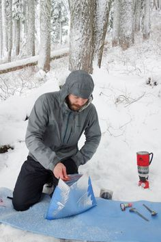 3 warm meals easy to prepare for hiking, backpacking, or camping by MSR.