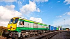 Our freight department operates a mixture of Intermodal and Bulk Freight trains for various customers across Ireland. Trains, Rail Train, Diesel Locomotive, Transportation, Ireland, Irish, This Is Us, Freedom, World