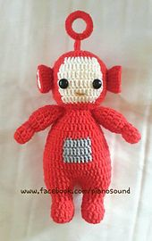 Teletubbies Knitting Pattern : 1000+ images about Teletubbies on Pinterest Patterns, Knitting patterns and...