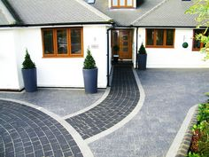 Paramount Paving - block paving DRIVEWAYS in Kent - Essex - London