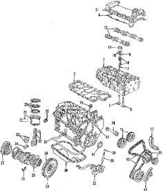 Honda Vr6 Engine Diagram : 16 best vr6 engine images in 2013 vr6 engine used ~ A.2002-acura-tl-radio.info Haus und Dekorationen