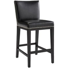Sunpan Vintage Bonded Leather Counter Stool - Overstock™ Shopping - Great Deals on Sunpan Bar Stools