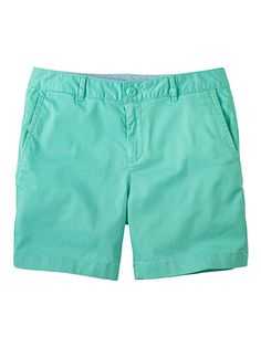 14 Pairs of Shorts You'll *Want* to Wear | LL Bean Washed Sateen Shorts $49.95