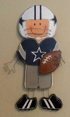 Dallas Cowboys wall decor