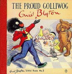 The Proud Golliwog (Little Book No. 3) by Enid Blyton