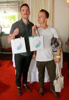 Henry Hughes, Jesse Luken, Herbalosophy, Secret Room, MTV Movie Awards 2014