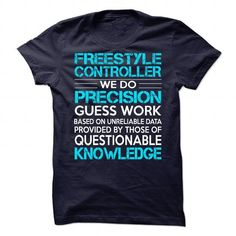Awesome Shirt For Freestyle Controller #Tshirt #fashion