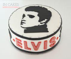 Elvis cake, IN Cakes. www.incakes.com