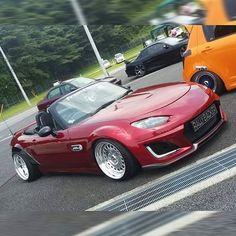 @yuumaiyui0131 #rallybacker | #TopMiata #mazda #miata #mx5 #eunos #roadster #Japan #JDM