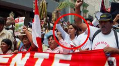 Tía María: Ana María Solórzano participó en protestas contra proyecto en el 2011