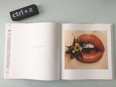 Anche da piccolo quando leggevo un libro guardavo le figure... #irvingpenn #irvingpennphotography una foto scattata nel 1977 #geniale #nofilter quando non esisteva il #ctrlz