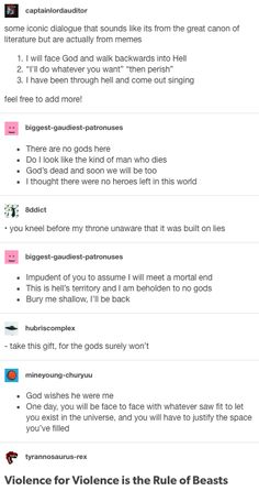 God gave me anxiety because if my ambitions went unchecked I would have bested him in hand to hand combat by now Book Writing Tips, Writing Prompts, Me Quotes, Funny Quotes, Funny Memes, Stupid Funny, Hilarious, Funny Tumblr Posts, Pretty Words