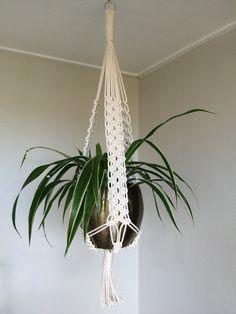 Macramé plante Hanger