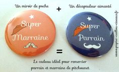 Duo parrain et marraine, a commander Baby Corner, Daddy Gifts, Woodland Party, Holiday Cocktails, Baby Party, Christening, Baby Love, Kids Playing, Invitation Cards
