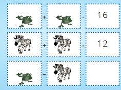 Math skills for preschool