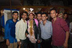 Left to Right - Sujeet, Neeraj, Deepak, Rishi, Ankush & Steffin
