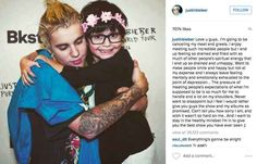 Justin Bieber has announced on Instagram that he is cancelling the meet and greets for his Purpose tour. Because sick kids make him unhappy. This douche