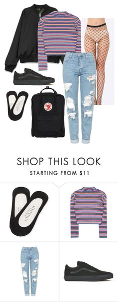 """wishcasu"" by joannachavez8 on Polyvore featuring Aéropostale, Topshop, Vans and Fjällräven"