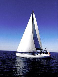 ⛵️⚓️ #barcheavela #sailing #yacht #liguria #vela @barcamica ❤️⛵️