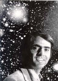 """One evening when I was in 11th grade (1972) my father (a physicist) once again dragged all of us to a lecture (never telling us what or asking if we wanted to go) -well, 3 fascinating hours later as we were leaving I asked, """"who was that?"""": Carl Sagan. Lucky me."""