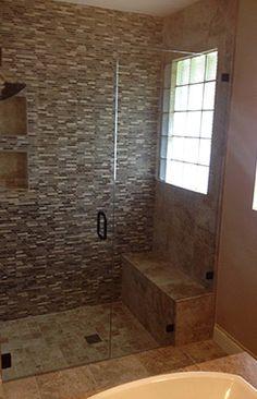 Inline Shower Doors