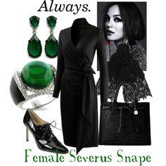 Female Severus Snape