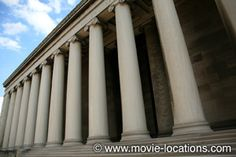 The Dark Knight Rises filming location: Carnegie Mellon Institute, Fifth Avenue, Pittsburgh