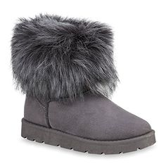 Damen Stiefeletten Flandell® Warm Lined Worker Outdoor Boots | Winter shoes  | Pinterest