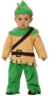 Costume Robin Hood bebè